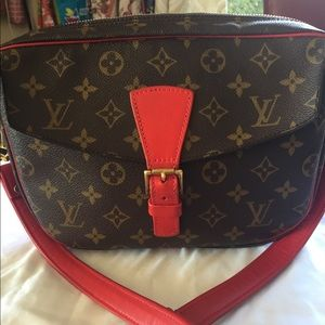 💯LOUIS VUITTON Jeune Fille MI 882- upcycled
